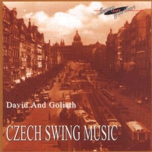 Czech Swing Music - David and Goliath:  J. Jezek - J. Moravec, etc...-Voices and Orchestra-Jazz