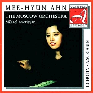 MEE-HYUN AHN -  Concerto for Piano and Orchestra - F. F. Chopin, A. Scriabin-Klavír-Piano Concerto