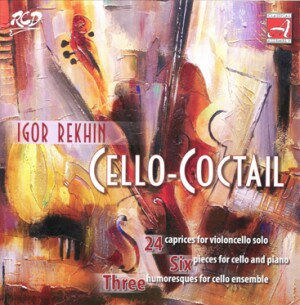 Igor Rekhin: Cello - Coctail. A. Zagorynsky, cello - A. Shmitov, piano -Cello Ensemble of Bolshoi Theatre of Moscow-Cello and Orchestra-Cello Concerto