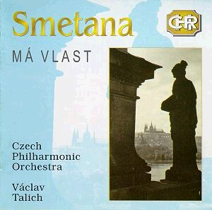 B. Smetana: My Country - Czech Philharmonic Orchestra conducted  Václav Talich-Orchestra-Czech Historical Recordings