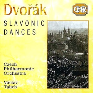 A. Dvořák: Slavonic Dances - Czech Philharmonic Orchestra conducted Václav Talich-Orchestra-Czech Historical Recordings