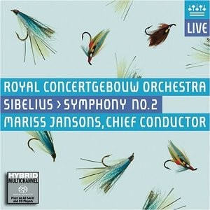 Sibelius: Symphony No. 2 in D major, Op. 43: Royal Concertgebouw Orchestra - M. Jansons-Orchestra-Orchestral Works