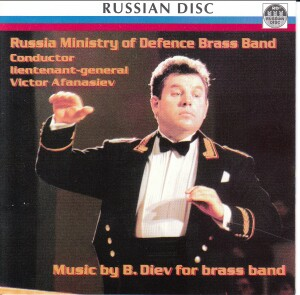 B. Diev - Russia Ministry of Defence Brass Band-Brass-Marches