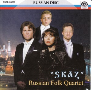 """SKAZ"" - Russian Folk Quartet-Folk Music"
