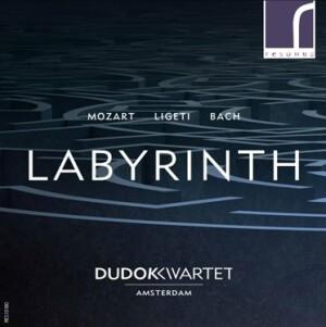 Dudok Kwartet - Labyrinth - Mozart - Ligeti - Bach - Dudok Kwartet Amsterdam-Quartet-Chamber Music