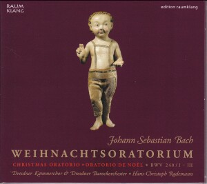 J.S. Bach - Christmas Oratorio, BWV248 (parts I-III)-Chamber Orchestra-Baroque