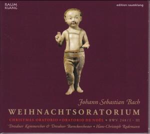 J.S. Bach - Christmas Oratorio, BWV248 (parts I-III)-Chamber Orchestra-Baroque