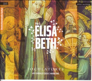 Vita St. Elizabeth - Medieval songs-Songs-Vocal Collection