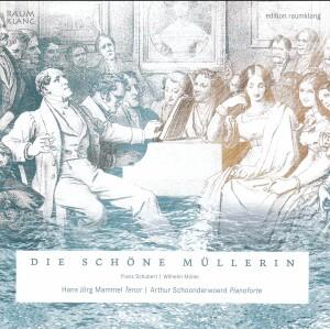 F.P. Schubert,  Wihelm Muller - Die schoene Muellerin. Hans Jorg Mammel Arthur Schoonderwoerd.-Classical Period