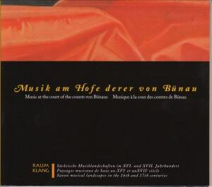 MUSIK AM HOFE DERER VON BUNAU-Chamber Music