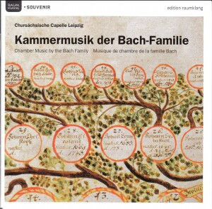Chamber Music by the Bach Family-Chamber Ensemble-Chamber Music