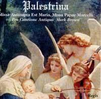 Palestrina - Missa Assumpta est Maria,  Missa Papae Marcelli, Pro Cantione Antiqua -  Mark Brown-Choir-Renaissance