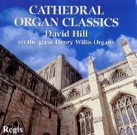 Cathedral Organ Classics.-Organ Collection