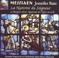 La Nativité du Seigneur / LE Banquet Céleste* / APPARITION DE L'éGLISE éTERNELLE.-Organ-Cathedrale Music