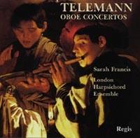 Telemann - Oboe Concertos Vol I.-Baroque