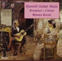 Spanish Guitar Music Colour & Romance.