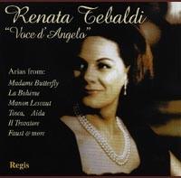 """Renata Tebaldi """"Voce d'Angelo"""".-Opera-Vocal and Opera Collection"""