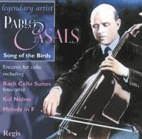 Song of the Birds / Cello Encores / Pablo Casals.-Cello Collection