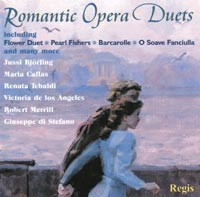 Romantic Opera Duets - Callas, Tebaldi,  Bjorling,  Victoria de los Angeles,  Merrill.-Opera-Opera Collection