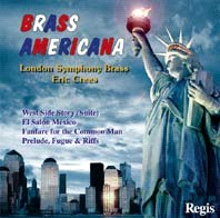 Brass Americana - London Symphony Brass / Eric Crees-Brass Collection