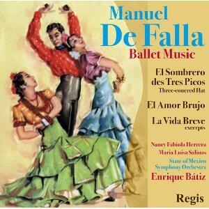 Falla - Ballet Music-Orchestra-Ballet Music