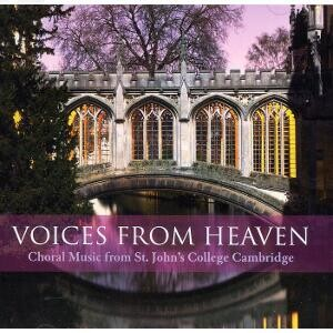Voices From Heaven - Choral Music-Funeral Music
