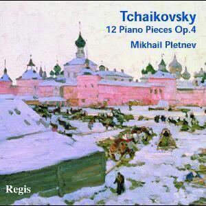 Tchaikovsky - 12 Piano Pieces Op40 - Pletnev, piano-Piano-Instrumental