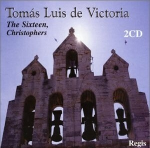 T.L. de Victoria -  Devotion To Our Lady and Lamentati - The Sixteen - Christophers-Choir-Sacred Music