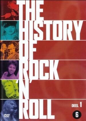 History Of Rock 'N Roll - Deel 1.-Songs-Documentary