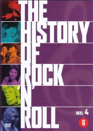 History Of Rock 'N Roll - Deel 4.-Rock, Pop-Rock and Roll