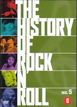 History Of Rock 'N Roll - Deel 5.-Songs-Documentary