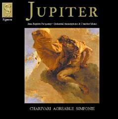 Jupiter: The Music of Jean-Baptiste Forqueray-Chamber Ensemble-Chamber Music