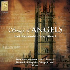 Songs of Angels: Music by Magdalen composers-Choir-Sacred Music