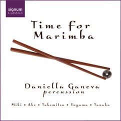 Time for Marimba - Daniella Ganeva-Instrumental
