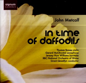 John Metcalf - In Time of Daffodils-Orchestra-World Music