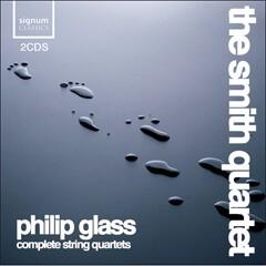 Philip Glass - Complete String Quartets -The Smith Quartet-Quartet-Instrumental