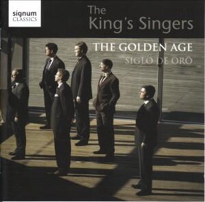 55db84e6f2e The King's Singers - The Golden Age - Siglo de Oro-Choir-Vocal ...