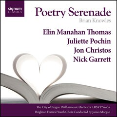 Poetry Serenade - Brian Knowles -Voices and Orchestra-Vocal Collection
