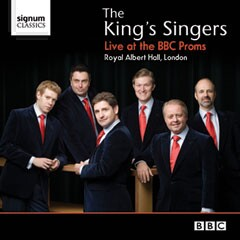 Live at the BBC Proms - The King's Singers-Choir-Choral Collection