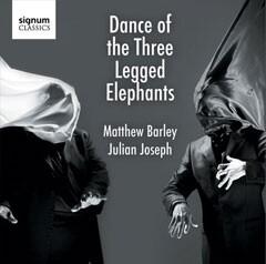 Dance of the Three Legged Elephants - Matthew Barley - Julian Joseph -Piano and Cello-Chamber Music