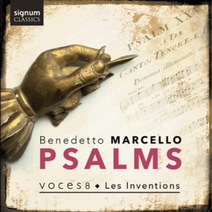 MARCELLO - PSALMS - VOCES8 - LES INVENTIONS-Voices-Sacred Music
