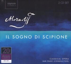 W.A. MOZART - Il sogno di Scipione - Classical Opera - Ian Page, conductor-Opera