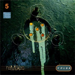 "VOLGA  ""RE MIX ED"" , 2006-Eletronic Intermezzo-World Music"