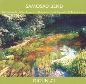 Digun - Samosad Bend. No.1 -Eletronic Intermezzo-World Music
