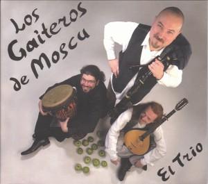Los Gaiteros de Moscu - El Trio-Folk Music-Instrumental