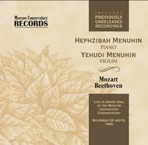 Y. Menuhin, violin - H. Menuhin, piano - L. Van Beethoven - W.A. Mozart - Deluxe Edition-Piano and Violin-Concertos