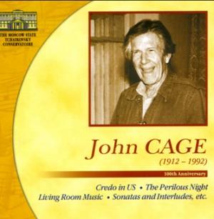 John Cage - 100th Anniversary-Piano and Ensemble-Avantgarde Music