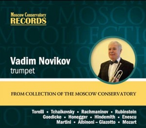 Vadim Novikov, trumpet - From Collection of the Moscow Conservatory-Trumpet-Trumpet Concerto