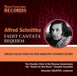 Alfred Schnittke - Faust Cantata - Requiem - From Collection of the Moscow Conservatory-Chamber Choir-Choral Collection
