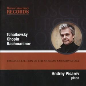 S.V.RACHMANINOV - F.F.CHOPIN - P.I.TCHAIKOVSKY - Andrei Pisarev, piano-Piano-Instrumental